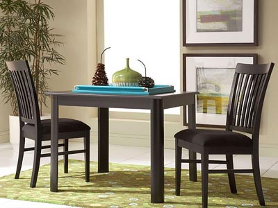 Rent the Eclipse Square Dining Table
