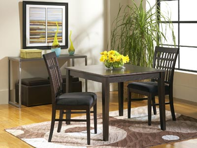 Rent the Dakota Skyline Square Dining Table