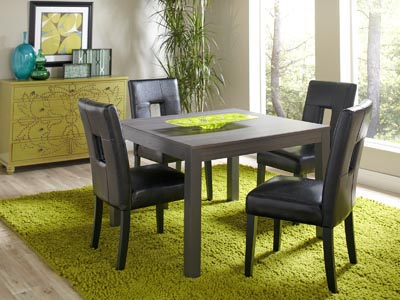 "Rent the Dorian 42"" Square Dining Table"