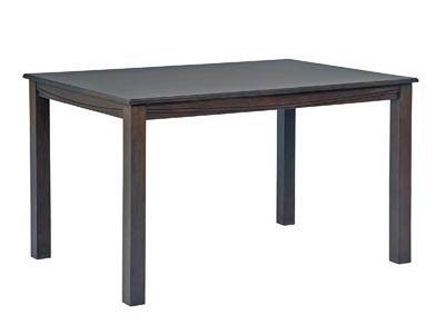 Rent the Easton Rectangular Dining Table