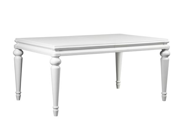 Rent the Bianca Rectangle Dining Table
