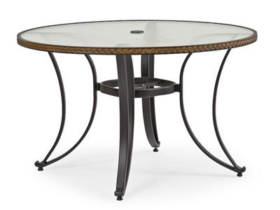 Rent the Empire Outdoor Dining Table - Round