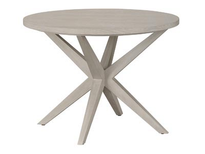 Rent the Solstice Round Dining Table