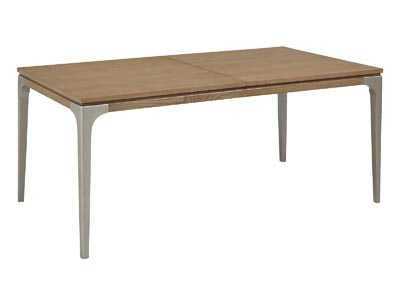Rent the Hygge Rectangle Dining Table