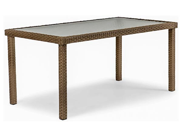 Rent the Portico Rectangle Dining Table