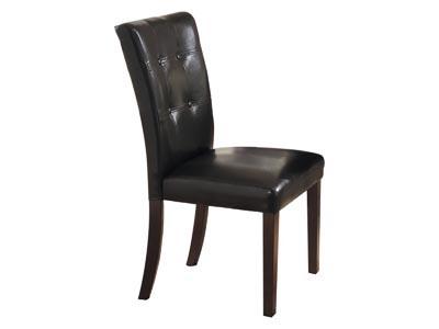 Teague Espresso Dining Chair