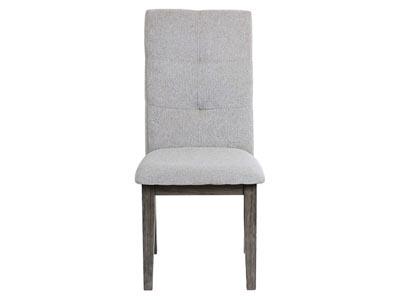 University Gray Dining Chair