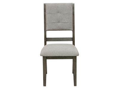 Nisky Gray Dining Chair