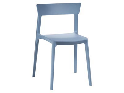 Blade Chair, Sky Blue