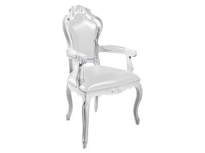 Napoleon Chair,White