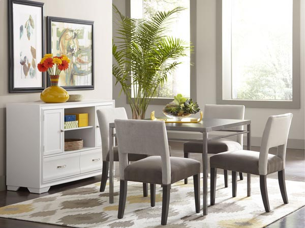 Rent the Eve Dining Chair