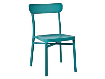 Rent the Boardwalk Turquoise Chair