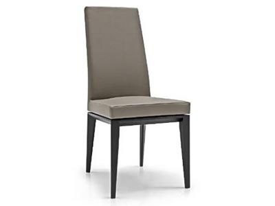 Bess Taupe Dining Chair