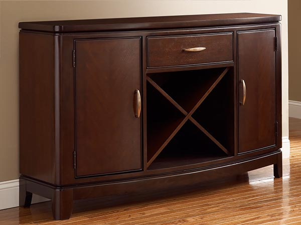 Rent the Boulevard Sideboard with Wine Rack