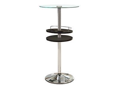 Vino Bar Table with Wine Storage