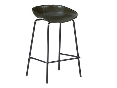 Cherry Backless Counter Stool