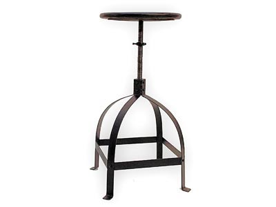 Rent the Twist Adjustable Stool