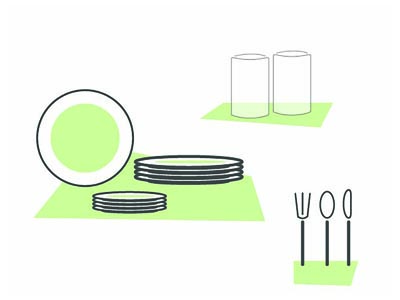 Rent the Value Tabletop Kitchen Package