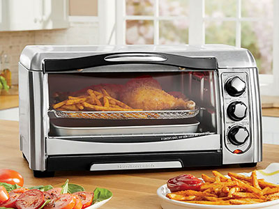 Rent the Hamilton Beach Toaster Oven