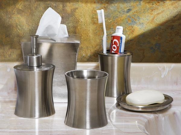 Rent the Stainless Steel Bathroom Accessories