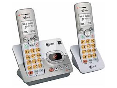 Rent the Cordless Phone with Answering Machine