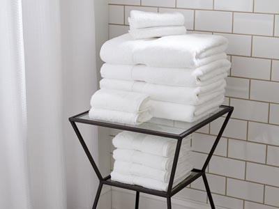 Rent the Bath Sheet Package