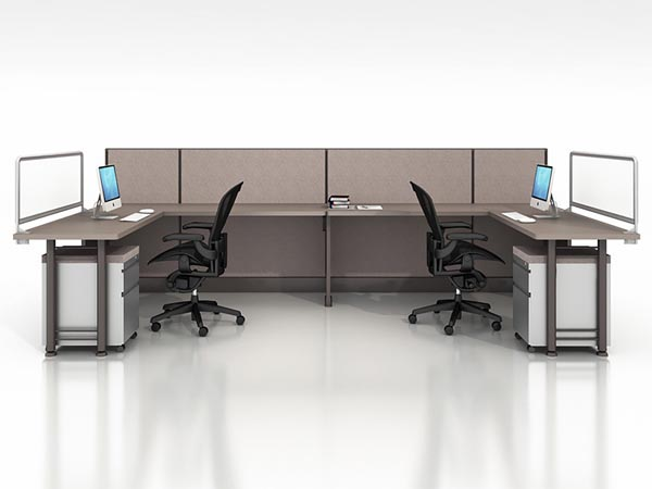 Rent the 12x6 Open Plan Work Station #20