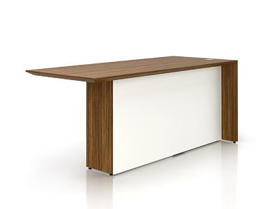 Rent the NEX Executive Desk - No Pedestal