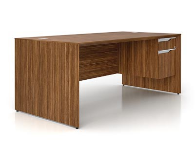 Rent the NEX Executive Desk - Right Pedestal