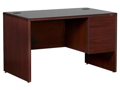 70's Series Mahogany Sales Desk