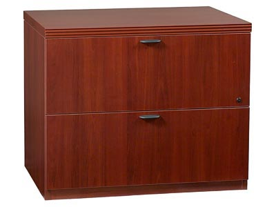 70's Series 2 Drawer Lateral File