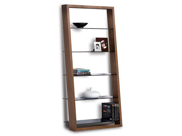 Rent the Eileen Walnut Shelf