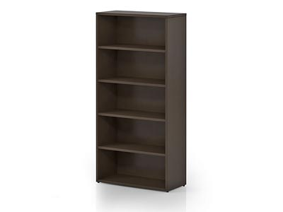 Rent the NEX Tall Bookcase - Dark Chocolate