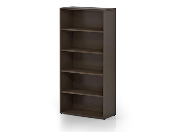 Rent the NEX Tall Bookcase - Dark Chocolate