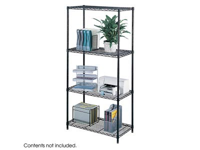 """36"""" Wire Shelving"""