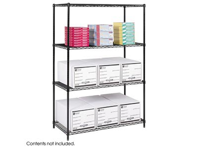"""48"""" Wire Shelving"""