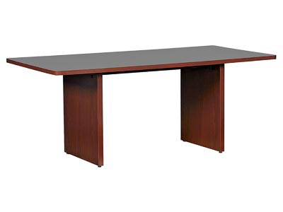 10700 Mahogany 6' Conference Table