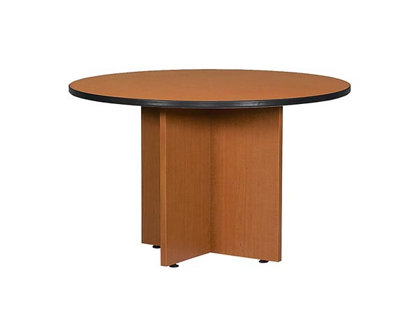 "Rent the Halton 36"" Round Conference Table"