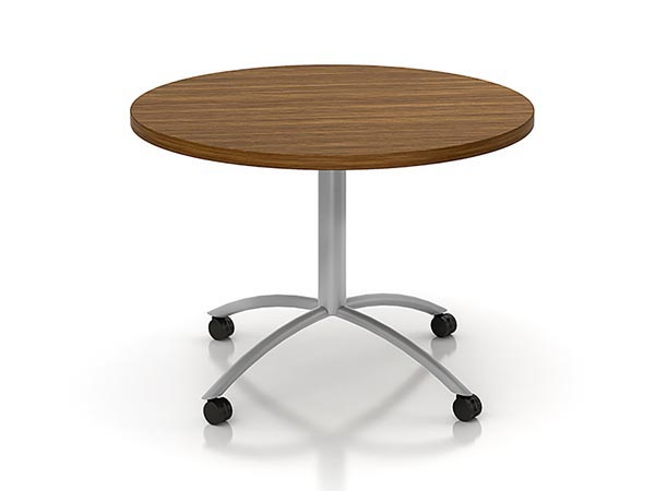 "Rent the NEX 42"" Round Table"