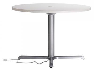 """42"""" Round Powered Conference Table"""