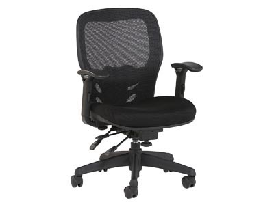 Chromcraft Trak Highback Office Chair