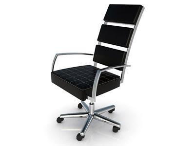 Executive Chair, Black