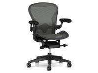 Rent the Aeron 2 Black Executive Chair