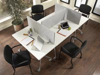 Rent the DIVIDE Desk Privacy Screen