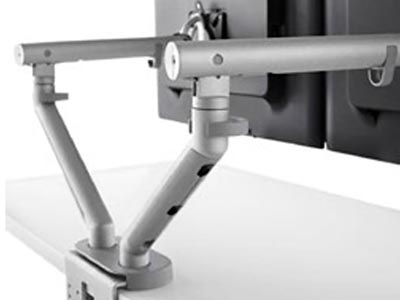 Rent the Flo Dual Monitor Arm