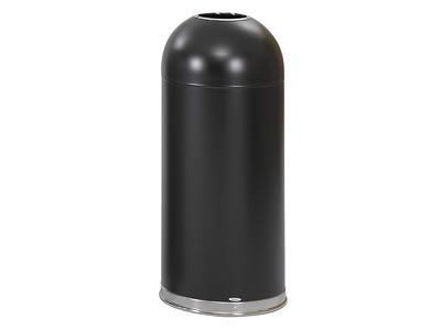 Rent the Dome Top Trash Receptacle
