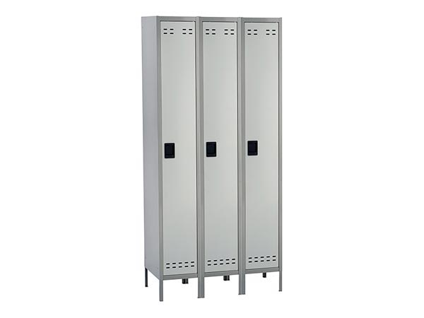 Rent the Single Locker - Bank of 3