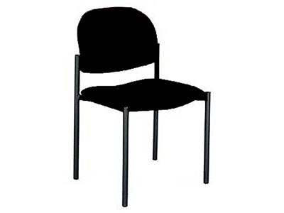 Syntax Stack Guest Chair