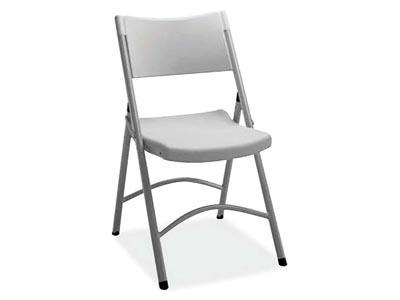 Blow Mold Plastic Folding Chair