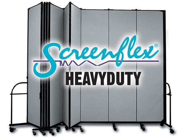 Rent the Screenflex Room Divider
